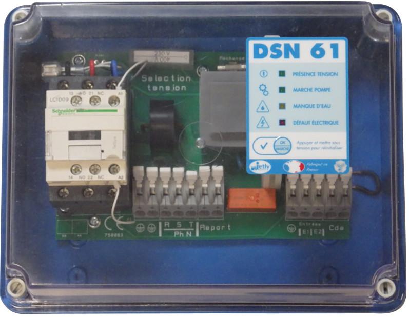 Coffret De Protection électrique Dsn 6112a Bi Tension Jetly