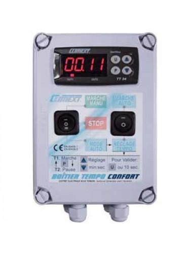 Boîtier de commande Tempo Confort - Climext
