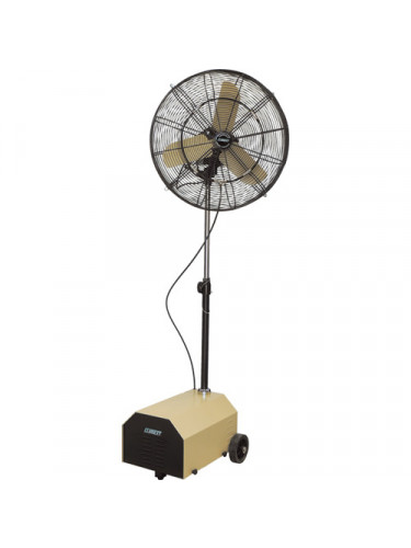 Brumiventilateur Compact Color Climext Visuel