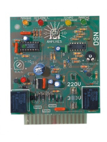 Carte DSN 52 Jetly