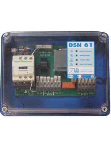 Coffret de protection électrique DSN 61 12 T/M Jetly