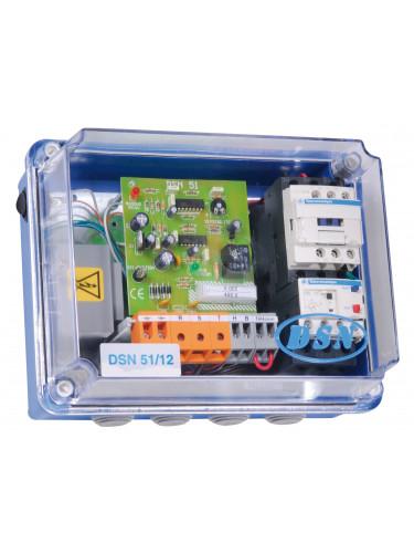Coffret de protection électrique DSN 52 - 12T