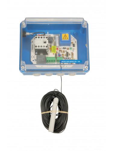 Coffret de protection électrique micro DSN Bi-tension