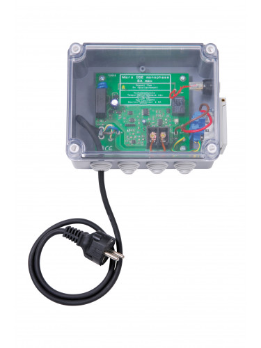 Coffret MICRO DSE - MONO 230V - 6,5 A - JETLY