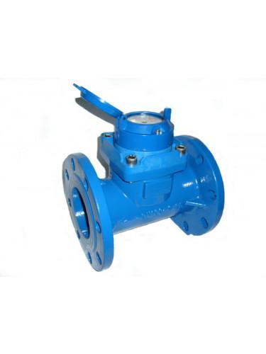 Compteur d'eau à hélice tangentielle TW DN80 - Tecnidro