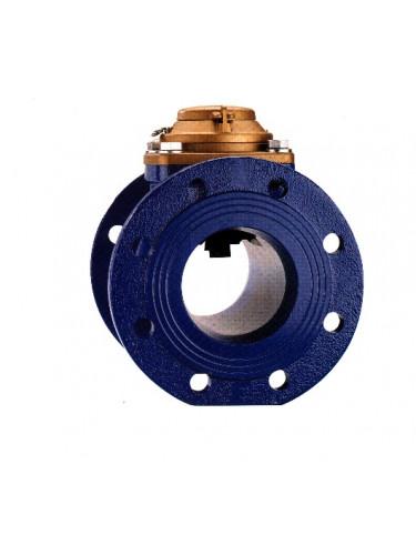 Compteur irrigation à hélice tangentielle GMWI DN100 - Wateau