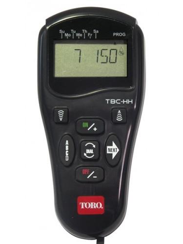 Console de programmation TBC HH Toro