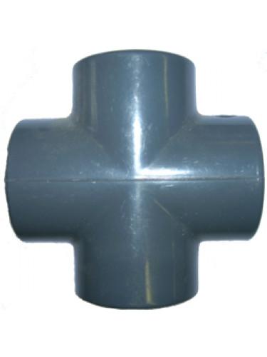 Croix PVC 40