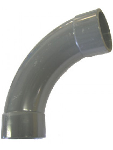 Courbe PVC 40