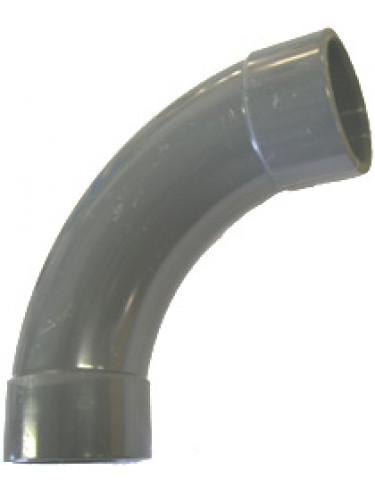 Courbe PVC 63