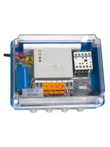 Coffret de protection électrique DSE 18 Tri