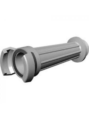 Fut de lance en aluminium M36X2