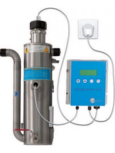 Stérilisateur UV - AP 60 ACS UV Germi
