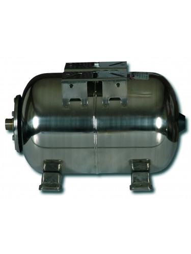 Réservoir pression inox horizontal - Gitral