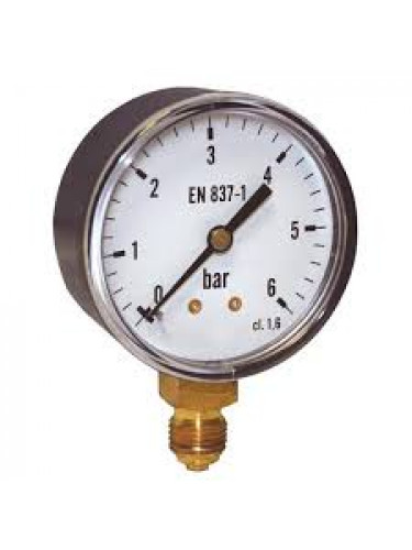 Manomètre sec radial ABS