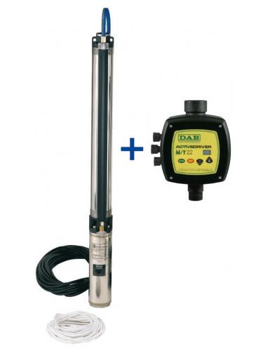 Pompe de forage Foractive DCS4 C-19 M/T