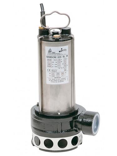 Pompe de relevage SEMISOM 635 T Horizontale Jetly
