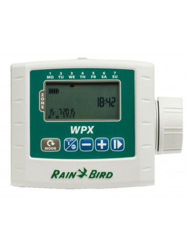 Programmateur arrosage 9V WPX4 Rain Bird