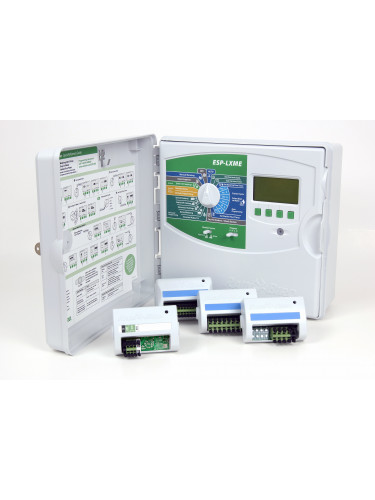 Programmateur ESP LXME - Rain Bird - 8 et 12 stations