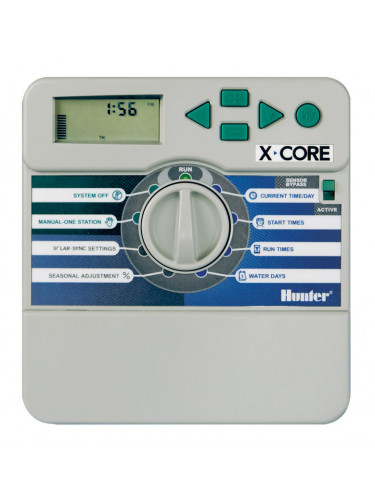 Programmateur X-Core interieur Hunter