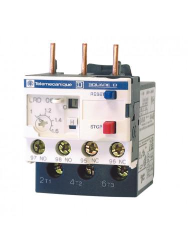 Relais de protection thermique de 1 à 24A