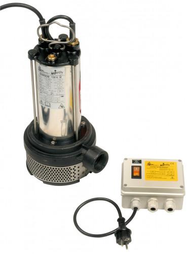 Pompe de relevage SEMISOM 130 H Mono Jetly