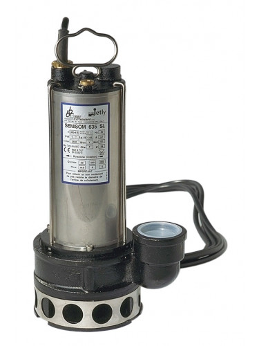 Pompe de relevage SEMISOM 635 T Verticale Jetly