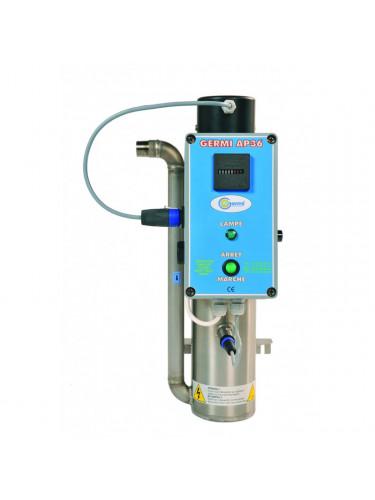Stérilisateur UV COMPACT - GERMI AP 36