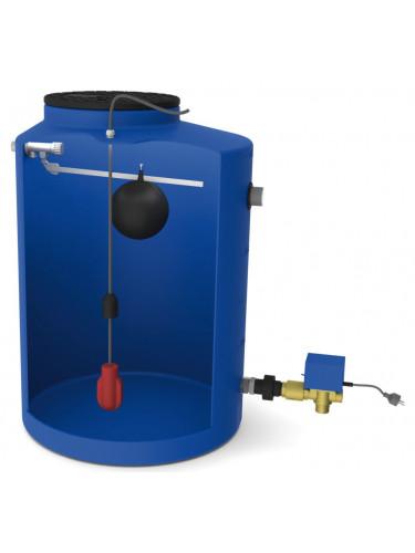 Système de gestion eau de pluie BASCULUS 300 ouvert Jetly