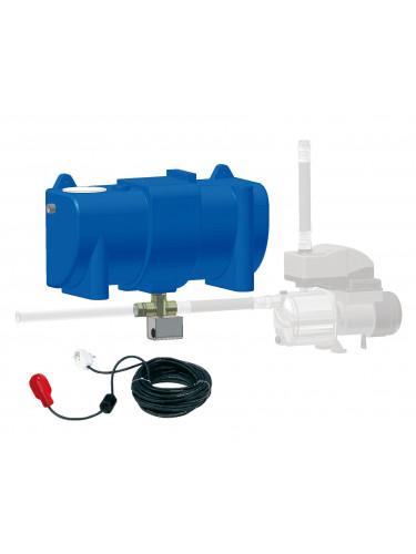 Système de gestion eau de pluie Centrale BASCULUS Jetly
